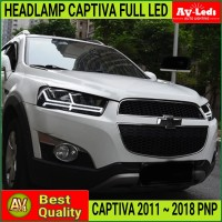 HEADLAMP CAPTIVA - HEAD LAMP CAPTIVA 2011-2018 FULL LED