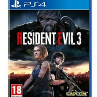 RE 3 Resident Evil 3 Remake Game PS4 Reg 3 Asia