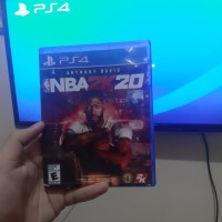 Kaset PS4 NBA 2k20