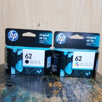 Tinta HP 62 Black & Color Set Original