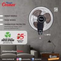 Cosmos Wall Fan 16 WFO - Kipas Angin Dinding 16 inch