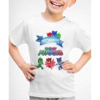 Kaos Baju anak PJMASKS