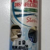 Zone air disinfektan 500ml