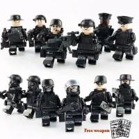 Mainan Anak Lego Block Tentara Militer Military Army