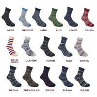 Kaos Kaki Pria Sinau Socks Bundling 3 pcs