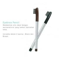 ORIGINAL Wardah Eyebrow Pencil BPOM / Pensil Alis Wardah Eye Brow