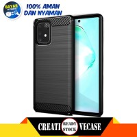 Case Samsung Galaxy S10 Lite / A91 2020 Softcase Ultra Slim Premium