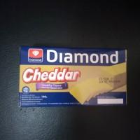 Keju Diamond Cheddar 180 gram