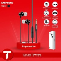 Tekini EP 4 high fidelity subwoofer earphone