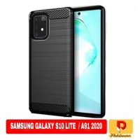 Case Samsung Galaxy S10 Lite / A91 Ultra Slim Premium Softcase