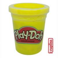 Play Doh Dough Can 4 OZ Light Yellow 112 Gr PlayDoh Original Compound