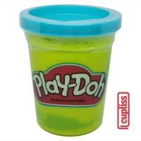 Play Doh Dough Can 4 OZ Light Blue 112 Gr PlayDoh Original Compound