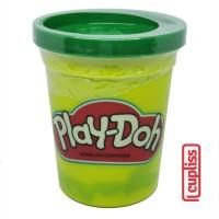 Play Doh Dough Can 4 OZ Green 112 Gr PlayDoh Original Compound