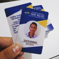 ID Card, Kartu Pelajar, Membercard