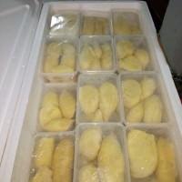 Durian duren montong tebal manis sulawesi gojek saja