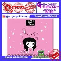 Taffware Digipounds Timbangan Badan Digital Wanita Anak Kartun Lucu