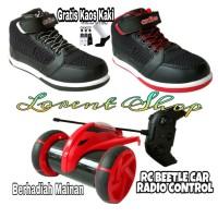 Sepatu Anak Ardiles Original Berhadiah mainan / Sepatu Boots Sekolah
