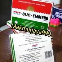 CNI Sun Chlorella 100%Asli..sun chorella