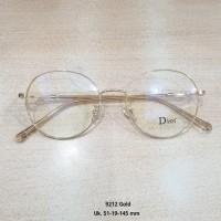 kacamata wanita minus normal plus silinder Anti Radiasi frame bulat
