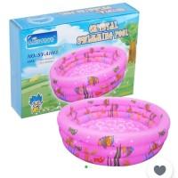 Kolam mainan bulat 3 ring saintive 150cm SY-A1013-150