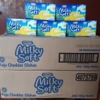 Keju Kraft Milky Soft 165 gr