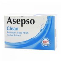 Asepso Sabun Clean 80g