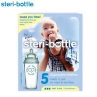 Sterile botol bayi ukuran 250ml 5 pcs
