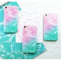 Soft Case iPhone 6/6Plus/7Plus/8Plus/X PASTEL MARBLE SOFTCASE