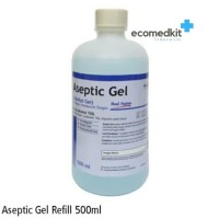 Aseptic Gel / Antiseptic / Hand Sanitizerl Onemed Refill 500ml