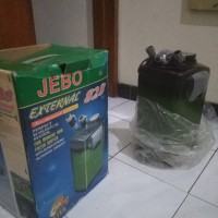 JEBO Biochemical 828 Filter External Canister