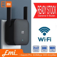 Xiaomi Pro 300Mbps Wifi Amplifier Wireless Wifi Signal Extender By EMI