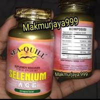 Selenium ACE sea quill..bukan vitamin C blackmores vitami E blackmores