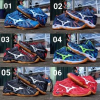 Sepatu mizuno wave tornado berkualitas sepatu volly olahraga