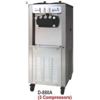 GEA D-880A Soft Ice Cream Machine Atau Mesin Pembuat Soft Ice Cream