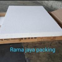 seramic fiber board 25mm 60 x 90cm