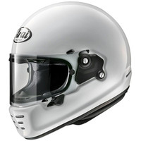 Helm Full Face Retro Modern Arai Rapide Neo White Made in Japan