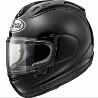 Helm Full Face Arai RX7X Glass Black SNELL SNI Made in Japan