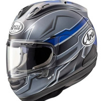 Helm Full Face Arai RX7X Scope Grey SNI SNELL Made in Japan