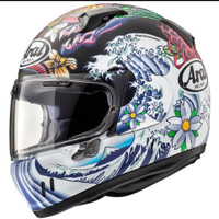 Helm Full Face Arai XD Oriental SNI Made in Japan