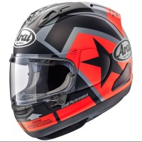 Helm Full Face Arai RX7X Maverick Vinales SNELL SNI Made in Japan