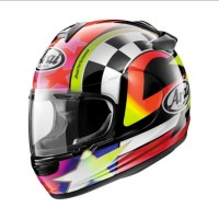 Helm Full Face Arai Vector X Kevin Schwantz Made in Japan