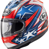 Helm Full Face Arai RX7X Hayden SB SNELL SNI Made in Japan
