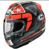 Helm Full Face Arai RX7X Maverick Vinales GP2 SNELL SNI Made In Japan