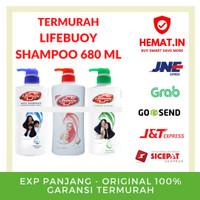 LIFEBUOY SHAMPOO 680 ML PUMP POMPA JUMBO ORIGINAL EXP PANJANG