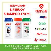 LIFEBUOY SHAMPOO 170 ML BIRU HIJAU ORIGINAL PROMO BEST SELLER SATUAN