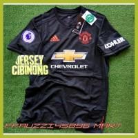 Terbaru Jersey Mu Manchester United 20172018 Full Patch Liga Inggris