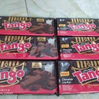 Wafer Tango 3 varian rasa vanilla , coklat , keju