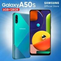 Samsung A50s 64GB - Garansi RESMI SEIN - Hijau