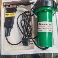 Mesin Alat Las Pipa PVC Plastic Welding Torch Nankai