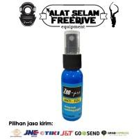 Anti Fog Spray Antifog Lens Lensa Mask Masker Selam DIving ZeePro 30ml